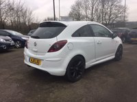 USED 2011 11 VAUXHALL CORSA 1.2 LIMITED EDITION 3d ONE OWNER FROM NEW WITH 6 MAIN DEALER SERVICE STAMPS NO DEPOSIT  FINANCE ARRANGED, APPLY HERE NOW