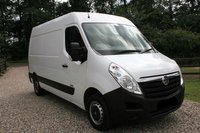 2012 VAUXHALL MOVANO 3500 L2H2 Mwb Hightop 2.3 CDTI 100Ps £SOLD