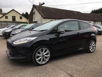 USED 2015 65 FORD FIESTA 1.0 ZETEC S 3d 125 BHP ONE PRIVATE OWNER FROM NEW NO DEPOSIT  PCP/HP FINANCE ARRANGED, APPLY HERE NOW