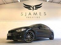 2015 BMW 4 SERIES 2.0 420D M SPORT GRAN COUPE 4d AUTO 188 BHP £20490.00