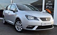 2013 SEAT IBIZA 1.2 CR TDI ECOMOTIVE SE 5d Estate 74 BHP £6990.00