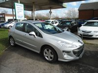 USED 2011 11 PEUGEOT 308 1.6 E-HDI ACTIVE 5d 112 BHP