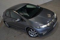 2006 HONDA CIVIC 1.8 EX I-VTEC 5d 139 BHP £1850.00