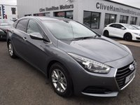 USED 2018 HYUNDAI I40 Hyundai i40 SE Business Nav Leather, Heated/Cooled Seats & Cruise
