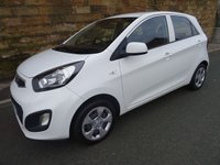 USED 2013 13 KIA PICANTO 1.0 1 AIR 5d 68 BHP