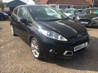 USED 2010 60 FORD FIESTA 1.6 ZETEC S 3d 118 BHP ** NOW SOLD ** NOW SOLD **