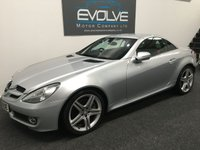 USED 2010 60 MERCEDES-BENZ SLK 3.0 SLK300 2d AUTO 231 BHP STUNNING SLK CONVERTIBLE! FSH! ONE OWNER!