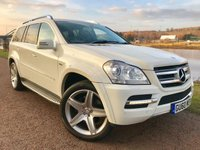 2010 MERCEDES-BENZ GL CLASS 3.0 GL350 CDI BLUEEFFICIENCY 5d AUTO 224 BHP £25990.00