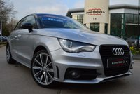 USED 2014 64 AUDI A1 1.6 TDI S LINE STYLE EDITION 3d 103 BHP ***REQUEST YOUR WATSAPP VIDEO***