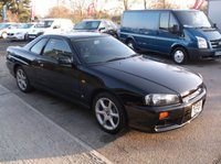 USED 2000 R NISSAN SKYLINE 2.5  IMPORT 1d 250 BHP EXCELLENT PERFORMANCE - EXCELLENT SPEC -  RARE ORIGINAL EXAMPLE - DRIVES SUPERBLY !!