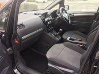 USED 2013 62 VAUXHALL ZAFIRA 1.6 EXCLUSIV 5d 113 BHP 7 Seats