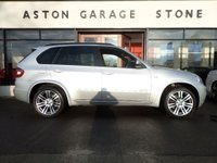 USED 2013 13 BMW X5 3.0 XDRIVE40D M SPORT AUTO 302 BHP **7 SEATS ** PAN ROOF ** ** REAR DVD * 7 SEATS * PANORAMIC ROOF **