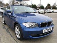 2011 BMW 1 SERIES 2.0 116I SPORT 5d 121 BHP £6495.00