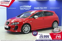 2012 SEAT LEON 2.0 SUPERCOPA FR PLUS CR TDI 5d 168 BHP £9999.00