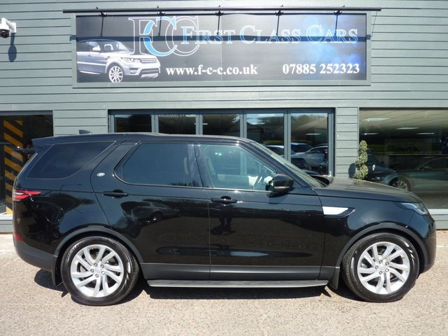 2017 66 LAND ROVER DISCOVERY 2.0 SD4 HSE 5d AUTO 237 BHP