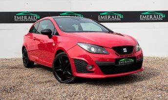 2012 SEAT IBIZA 1.4 CUPRA TSI DSG 3d AUTO 177 BHP £7000.00