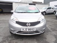 USED 2015 NISSAN NOTE 1.2 ACENTA PREMIUM DIG-S 5d 98 BHP no deposit required
