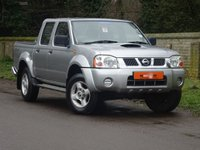 USED 2003 53 NISSAN NAVARA 2.5 Di Crewcab 4x4 4dr LOW MILES HPI CLEAR NO VAT