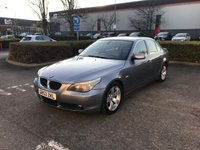 2004 BMW 5 SERIES 3.0 530D SE 4d AUTO 215 BHP £3991.00