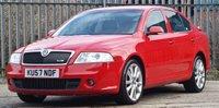 2007 SKODA OCTAVIA 2.0 VRS 5d 168 BHP £2995.00