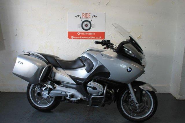 2009 09 BMW R1200RT SE