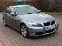 2011 BMW 3 SERIES 2.0 320D EFFICIENTDYNAMICS 4d 161 BHP £5995.00