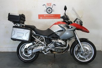 View our BMW R 1200 GS