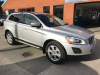 USED 2008 58 VOLVO XC60 2.4 D5 SE LUX AWD 5d AUTO 185 BHP Full service history, Full leather upholstery,      Panoramic opening sunroof,      Heated / Electric front seats,      Rear parking sensors,      Running boards