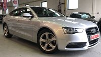 2012 AUDI A5 2.0 SPORTBACK TDI SE 5d AUTO 141 BHP £12995.00