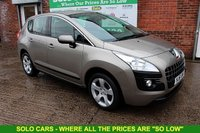 USED 2011 61 PEUGEOT 3008 1.6 SPORT HDI 5d 112 BHP +FSH +All The EXTRA Gadgets.