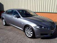 2012 JAGUAR XF 2.2 D PREMIUM LUXURY 4d AUTO 200 BHP £SOLD