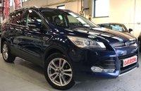 2013 FORD KUGA 2.0 TITANIUM X TDCI 5d 160 BHP £14495.00