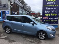 USED 2011 61 RENAULT GRAND SCENIC 1.5 DYNAMIQUE TOMTOM DCI 5d 110 BHP, only 52000 miles ***GREAT FINANCE DEALS AVAILABLE***