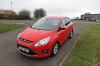 USED 2014 14 FORD C-MAX 1.6 ZETEC TDCI Alloys,Air Con,F.S.H Alloys,Air Con,£30 Road Tax,62mpg