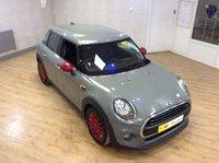 2015 MINI HATCH ONE 1.2 ONE 5d 101 BHP £9695.00