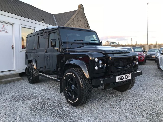 2014 64 LAND ROVER DEFENDER 110 XS Utility Wagon [Urban Truck] 2.2 TD ( 160 bhp )