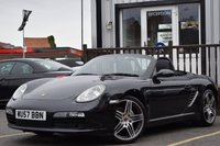 USED 2007 07 PORSCHE BOXSTER 2.7 24V 2d 242 BHP FULL SERVICE HISTORY, NICE SPEC AND GREAT CONDITION CAR