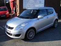 2011 SUZUKI SWIFT 1.2 SZ3 5d 94 BHP £4695.00