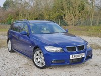 USED 2008 08 BMW 3 SERIES 2.0 320D M SPORT TOURING 5d 175 BHP