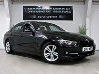 2012 BMW 3 SERIES 2.0 320D SPORT 4d 184 BHP £10680.00