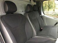 USED 2014 14 VAUXHALL VIVARO 2.0 2900 CDTI 1d 113 BHP LWB SECURITY LOCKS LONG WHEEL BASE, SECURITY LOCKS, JUST SERVICED AT MAIN DEALER,