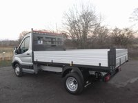 1970 FORD TRANSIT 350 MWB 2019 170 bhp Tipper, Air Con, Vis Pack Tow axle, Choice available £24490.00