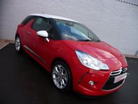 USED 2011 11 CITROEN DS3 1.6 DSTYLE