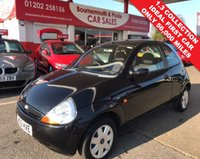 USED 2006 55 FORD KA 1.3 COLLECTION 3d 69 BHP