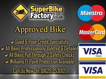 2013 YAMAHA YBR 125cc £1491.00
