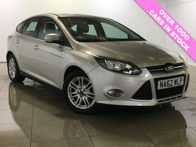 View our 2012 62 FORD FOCUS 1.6 TITANIUM TDCI 115 5d 114 BHP