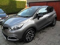 USED 2017 RENAULT CAPTUR 1.5 DYNAMIQUE S NAV DCI 5d 90 BHP £0 ROAD TAX. SAT NAV. 83.1 MPG. BALANCE OF MANUFACTURERS 3 YEAR WARRANTY REMAINING.