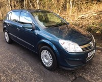 USED 2007 57 VAUXHALL ASTRA 1.4 LIFE 16V 5d 90 BHP 6 MONTHS PARTS+ LABOUR WARRANTY+AA COVER