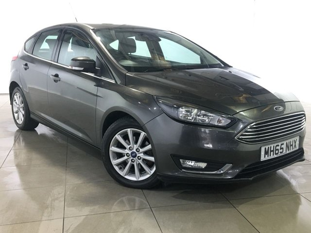 View our 2016 65 FORD FOCUS 1.5 TITANIUM TDCI 5d AUTO 118 BHP