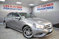 2014 MERCEDES-BENZ A CLASS 1.5 A180 CDI BLUEEFFICIENCY SPORT 5d 109 BHP £13499.00